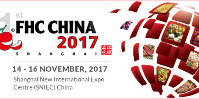 Bezoek Glacio @FHC Shanghai 14-16.11.2017