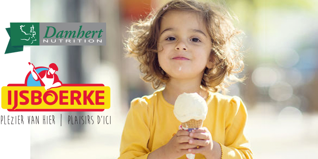 Glacio Group's Benelux brand IJsboerke bans sugar from all kids' delights and Icy Light range