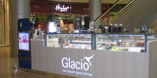 First Glacio shop opened in Jordan