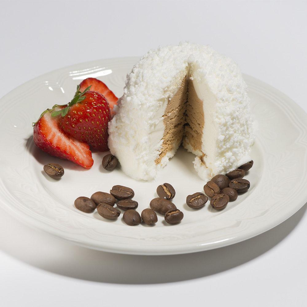 discover more of preportioned desserts tartufo