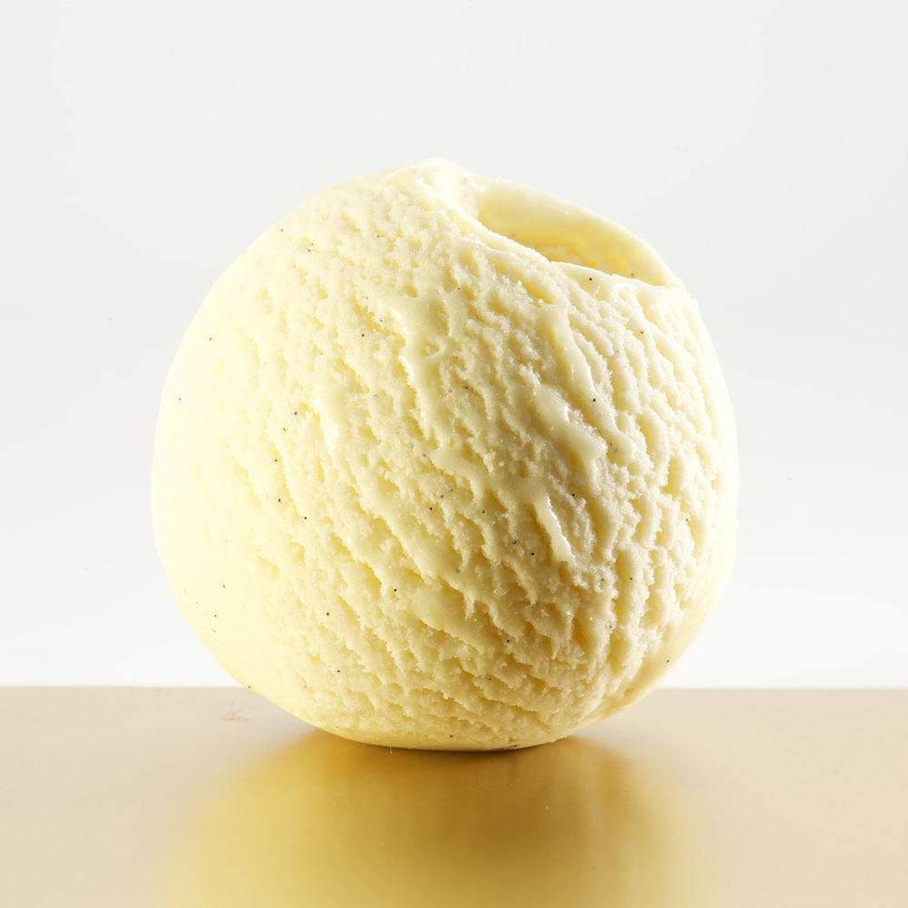 蜂雪颂波旁香草味冰淇淋