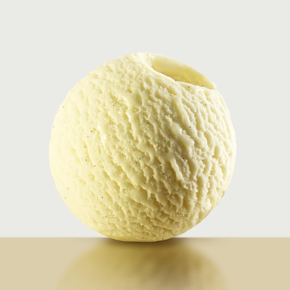 蜂雪颂臻选波旁香草味冰淇淋